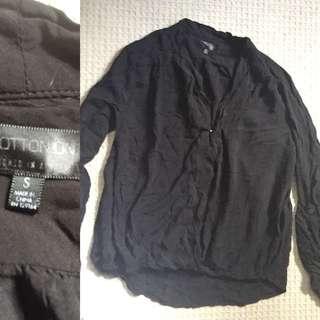 Size S - Black Shirt