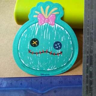 迪士尼貼紙-小甘