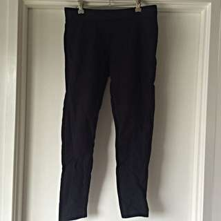 JCrew Black Stretch Pants