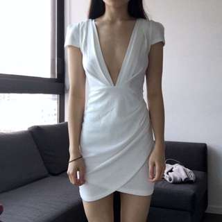 Esther Boutique Angel Dress in White