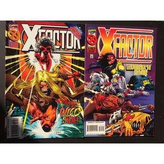 Marvel Comics X Factor