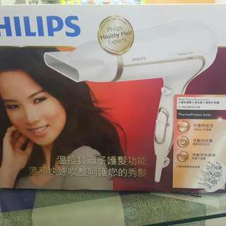 PHILIPS  HP8232沙龍級護髮水潤負離子專業吹風機