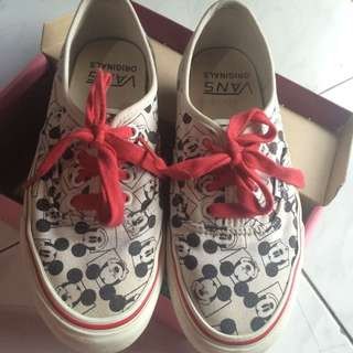 Vans Original Mickey Mouse