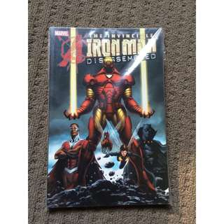 The Invincible Iron Man Disassembled