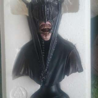 Mouth Of Sauron Bust Sideshow