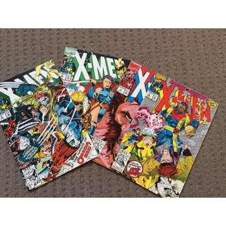 Marvel X Men Comics