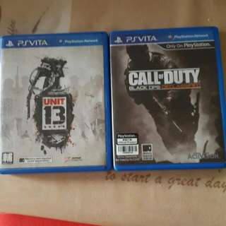 PS VITA Games (Reserved)