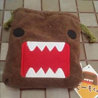 Brand new Domo kun multi purpose bag