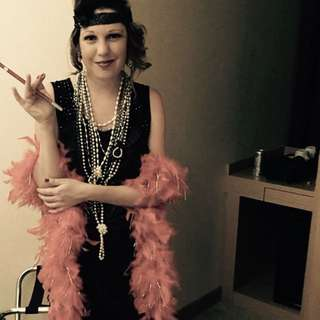 Great Gatsby Themed Items