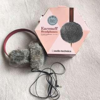 Audio-technica Earmuff Headphones