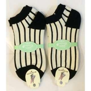 🚚 以樂玩具 條紋襪 直條紋襪子 襪子 短襪