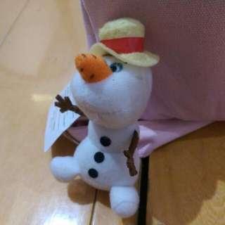 雪寶 娃娃 吊飾