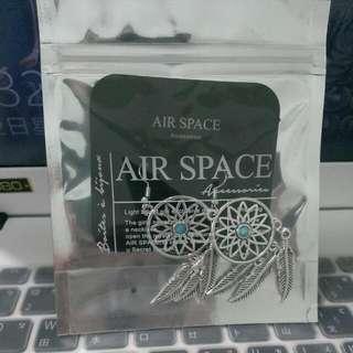 ✨全新 Airspace補夢網耳環