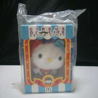 Brand New Mcdonalds Hello Kitty Circus Of Life Dare Devil (Soldout In Hong Kong)