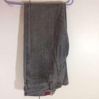 Quicksilver Straight Leg Jeans