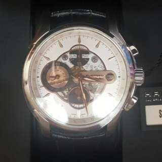 Hamilton watch caliber 7751