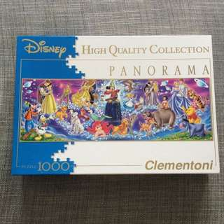 1000 Piece Disney Puzzle