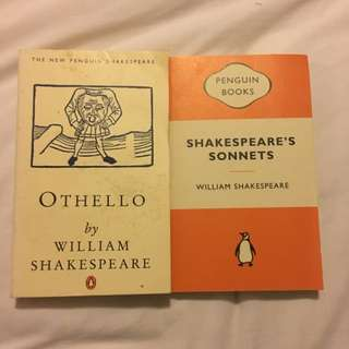 Shakespeare's Othello and Sonnets