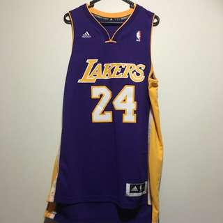 Lakers 24 Basketball Singlet