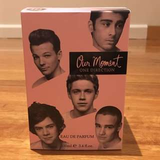 One Direction Perfume; Our Moment