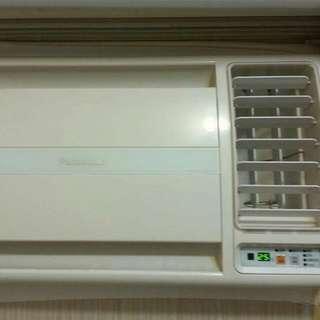 Panasonic窗型冷氣