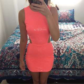 Sequin Dress Size S