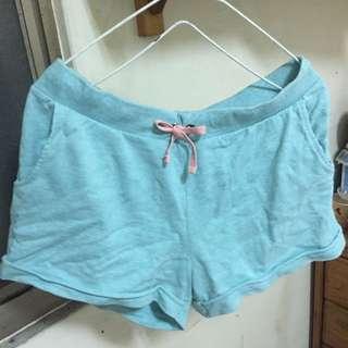 棉製短褲lativ
