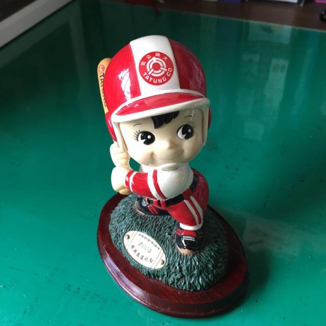 2004年雅典奧運大同寶寶紀念品