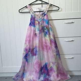 Forever New Multi Colour Shift Dress