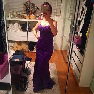 Formal dress size 4(us) size 8