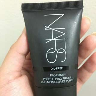 Nars Oil Free Pore Refining Primer Black 30ml