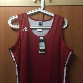 Adidas Basketball Jersey (New)