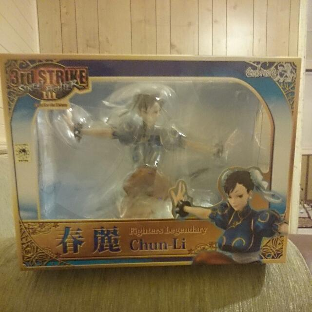 3rd Strike Street Fighter - Fighters Legendary Chun-Li
