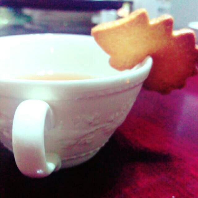 杯緣子餅乾😋😋