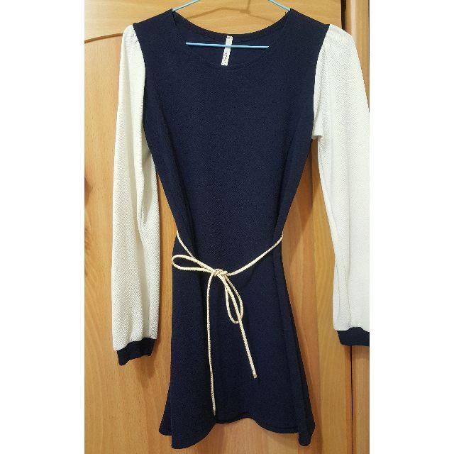 韓版單件式洋裝
