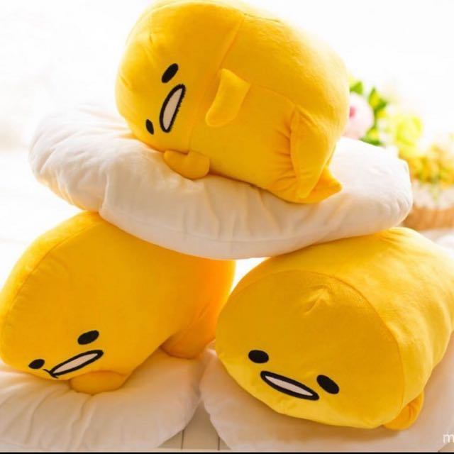 蛋黃哥抱枕 共7款
