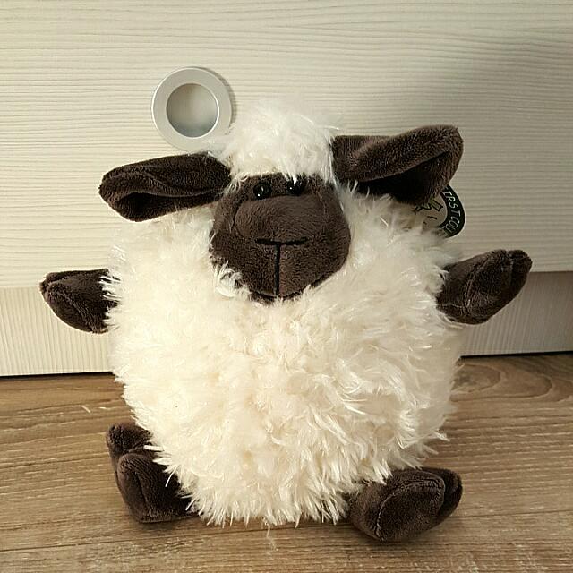 🐑 比笑羊 還療癒 黑肉底 圓羊