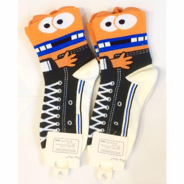以樂玩具 布鞋造型襪 造型襪子 襪子 短襪 韓國貨
