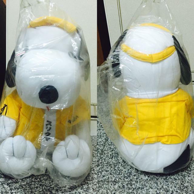 全新 Snoopy 大玩偶/娃娃