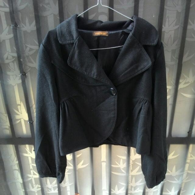 Reprice!!! Black Blazer