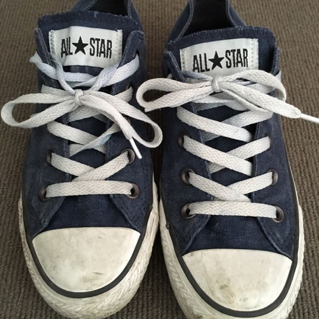 Allstar Navy Shoes