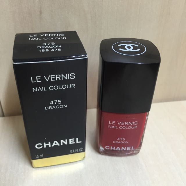 (含運)Chanel指甲油475dragon