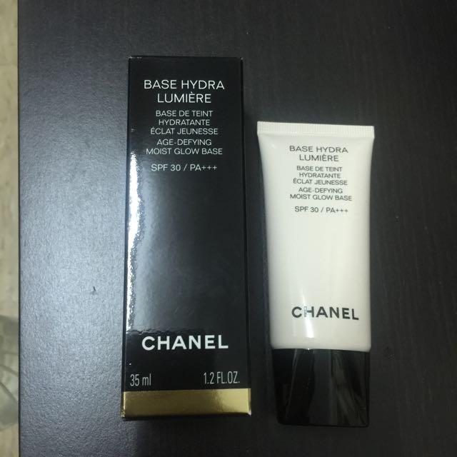 Chanel 香奈兒緊緻妝前乳SPF30