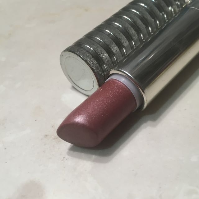 CLINIQUE Long Last Lipstick in Bamboo Pink lip color