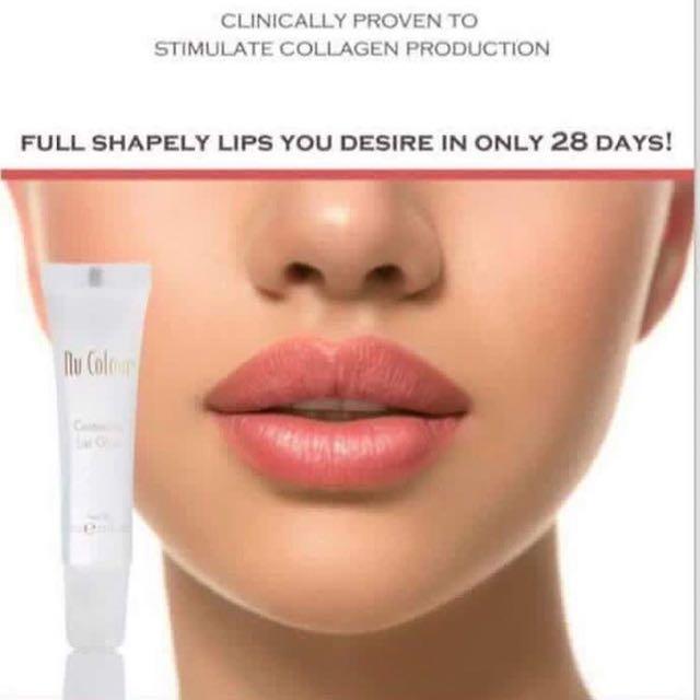 Contouring Lipgloss
