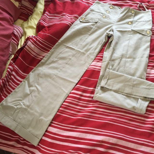 Cutbrei Pants Topshop Size 8