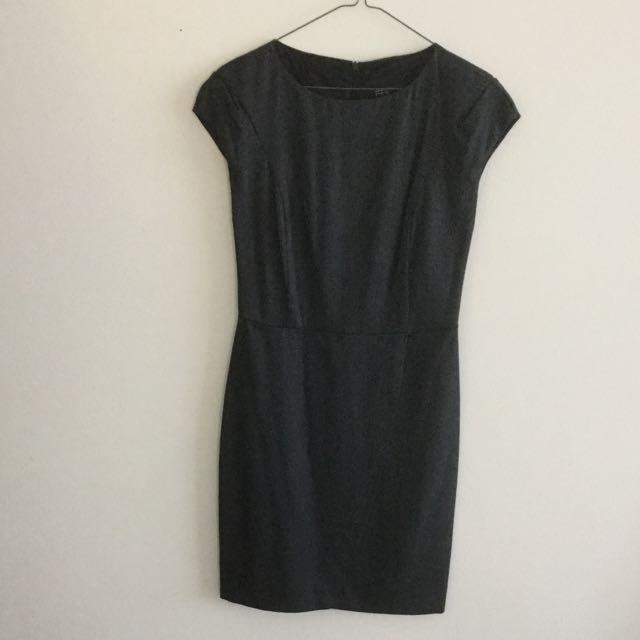 Dress - Zara Basic