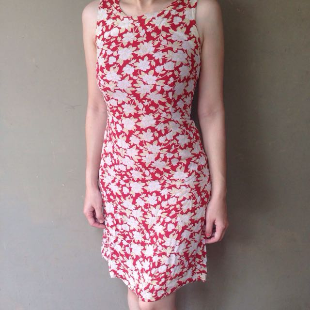 Esprit Floral Dress