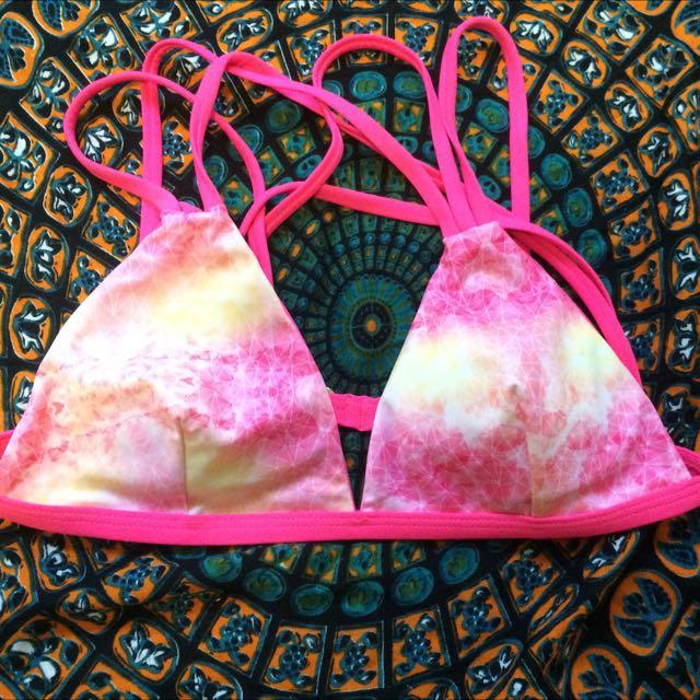 Iladaze Tidal Illusion Bikini Top