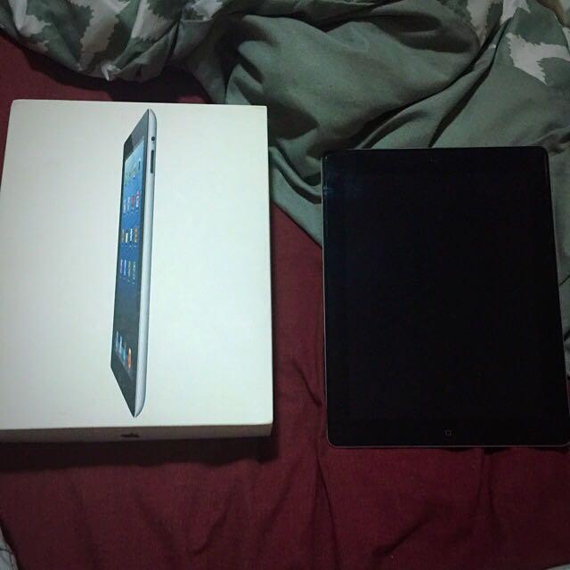 iPad 2 WiFi 16GB Silver
